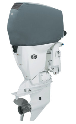 Vented Covers for Evinrude Outboards