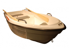 Boat AMBER 360E without console