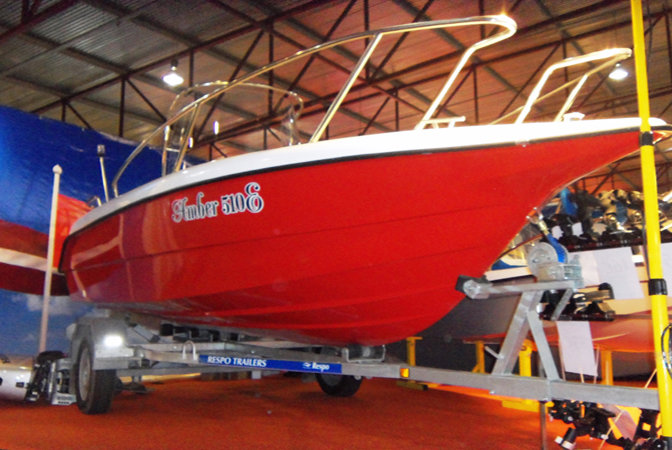Boat AMBER 510E
