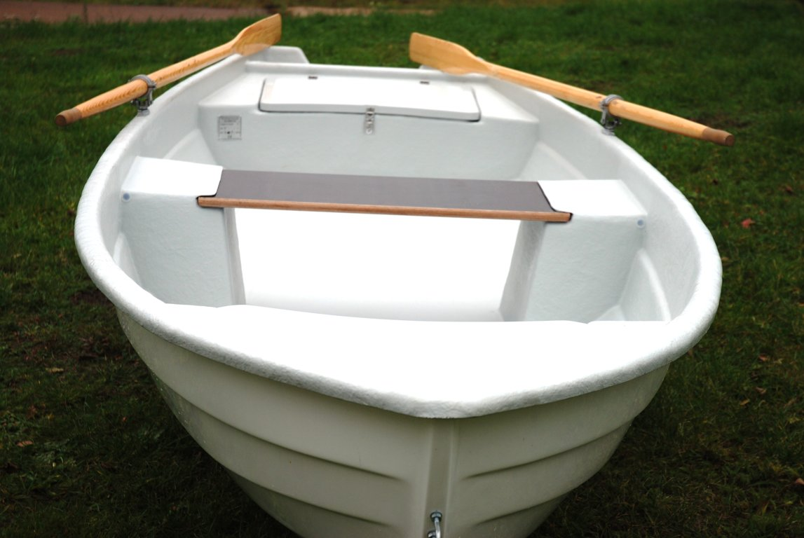 Boat AMBER 450