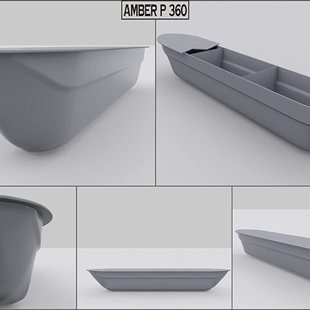 Pontoon P360 (design 1)